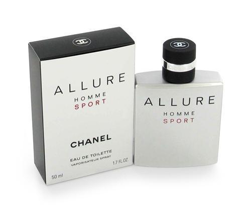 Chanel allure homme sport шанель аллюр хом спорт